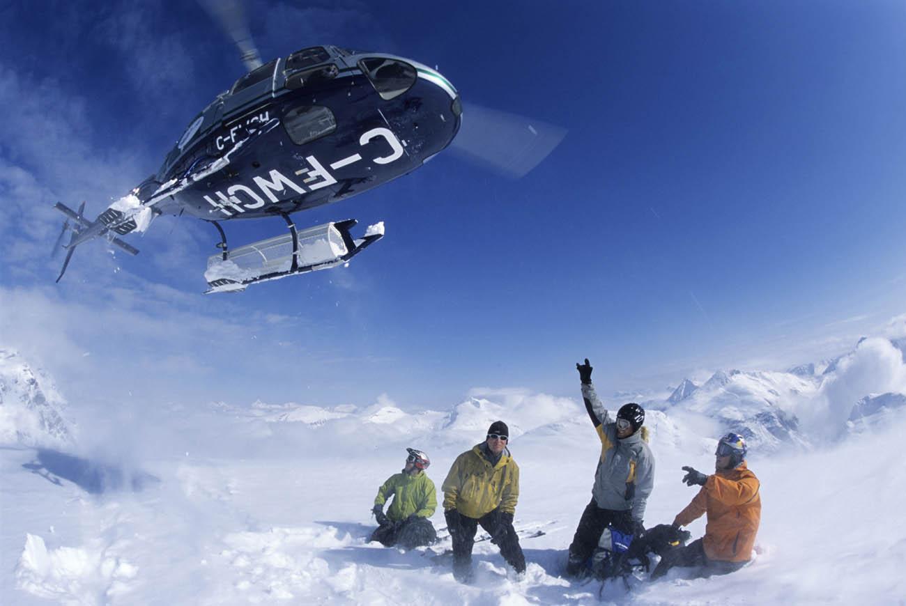 Ski, Héliski & Snowboard